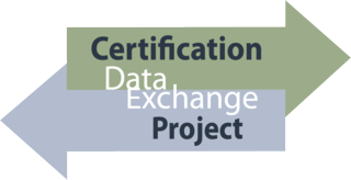 CertificationDataExchangeProject_Logo_TightArrows
