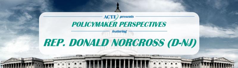 Donald Norcross Header P.P.