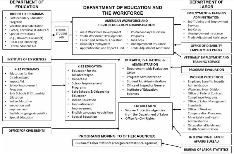 DEW Organization