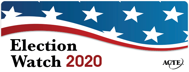 Election Watch 2020 Banner